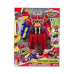 Power Rangers - Dino charge DX megazord