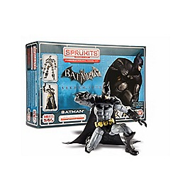 Sprukits - Level 3 Batman Arkham City