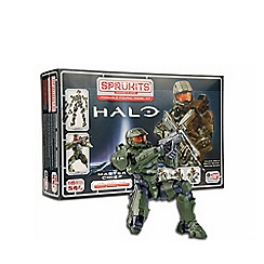 Sprukits - Level 3 Master Chief HALO