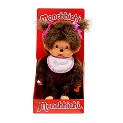 Monchhichi - Classsic Girl Pink