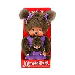Monchhichi - Mother Care Purple