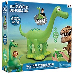 The Good Dinosaur - Radio controlled inflatable Arlo with sounds