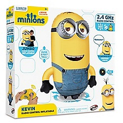 Despicable Me - Radio controlled inflatable Kevin with sounds