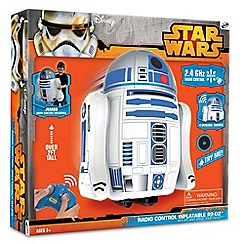 Star Wars - Radio controlled inflatable R2-D2 with sounds