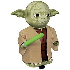 Star Wars - Radio controlled inflatable Yoda with sounds