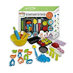 Casdon - 75 Piece Baking Set