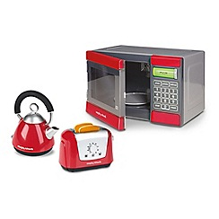 Casdon - Morphy Richards Microwave, Kettle and Toaster