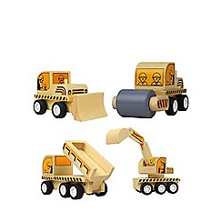 Casdon - Varoom - Demolition 4 Pack