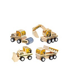 Casdon - Varoom - Construction 4 Pack