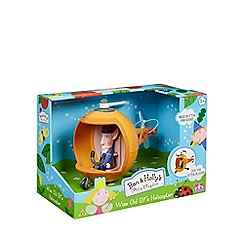 Ben & Holly's Little kingdom - Wise old Elf's helicopter