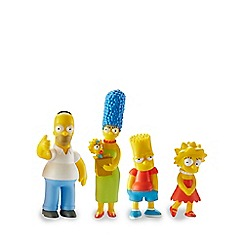 The Simpsons - Mini collectable family pack