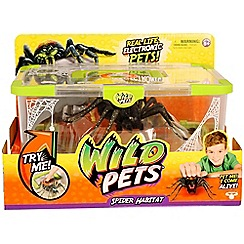 Character Options - Wild pets Spider habitat playset