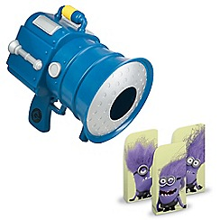 Despicable Me - Minions air cannon gun