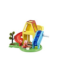 Weebles - Weebles wind and wobble playhouse