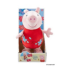 Peppa Pig - Holiday jumping peppa