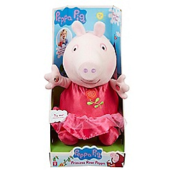 Peppa Pig - Once upon a time princess rose peppa