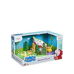 Peppa Pig - Woodland playset
