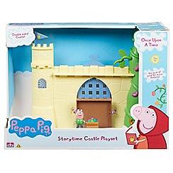 Peppa Pig - Storytime castle playset