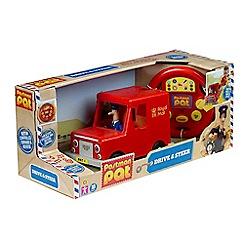 Postman Pat - Van drive & steer