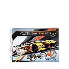 Clemontoni - Lamborghini sketchbook