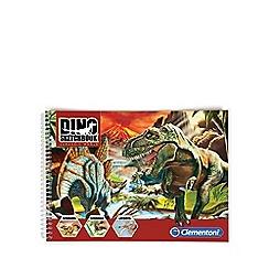 Clemontoni - Dinosaurs sketchbook