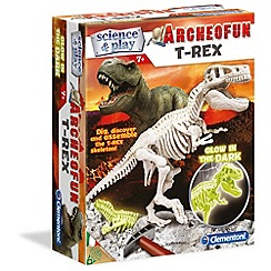 Clemontoni - Archeofun T-rex glow in the dark - kit
