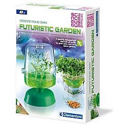 Science Museum - Futuristic garden