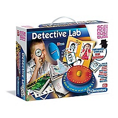 Science Museum - Detective Lab