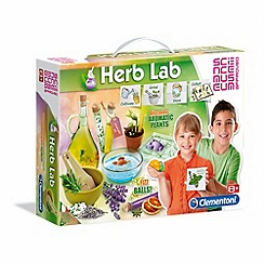 Science Museum - Herb lab