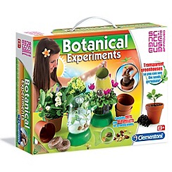 Clemontoni - Botanical experiments - kit
