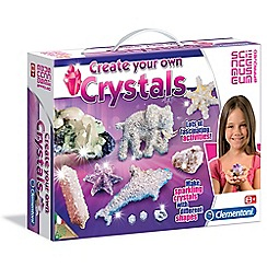 Clemontoni - Create your own crystals