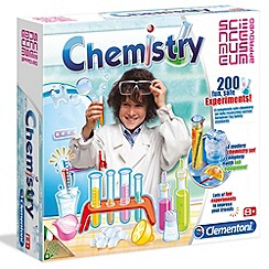 Clemontoni - Chemistry at home