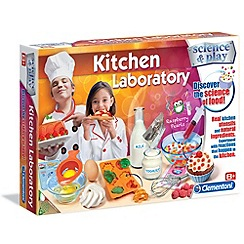 Clemontoni - Kitchen laboratory kit