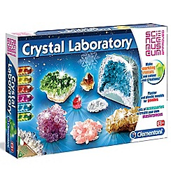 Clemontoni - Crystal laboratory