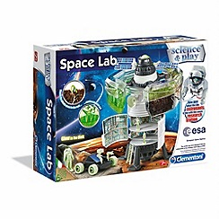 Science Museum - Space laboratory