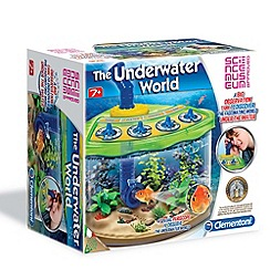 Clemontoni - The underwater world - kit