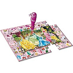 Disney Princess - Interactive Quiz Puzzle