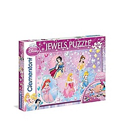 Disney Princess - Jewels puzzle - 104 pieces