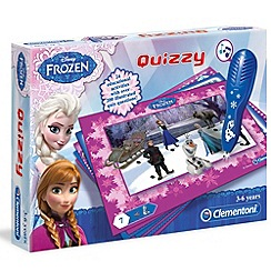 Disney Frozen - Quiz card game with electronic pen