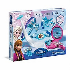 Disney Frozen - Style your hair