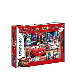 Disney Cars - Jigsaw puzzle - 104 maxi pieces