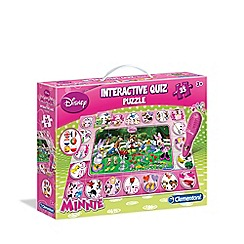Minnie Mouse - Interactive quiz puzzle