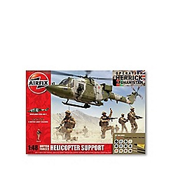 Airfix - British Forces - Helicopter Support Gift Set