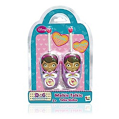 Doc McStuffins - Walkie talkies