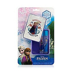 Disney Frozen - Glitter keepsake box with 2 x roll-on