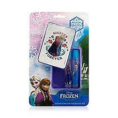 Disney Frozen - Glitter keepsake box with 2 x roll-on