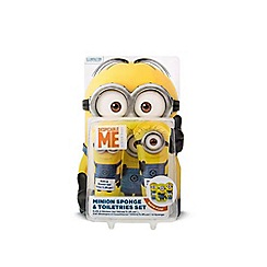 Despicable Me - Minion toiletry set