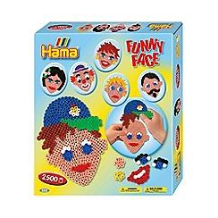 Hama - Funny face gift box