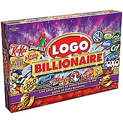 Drumond Park - Logo billionaire board game