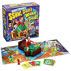 Drumond Park - Sshh! don't wake dad game